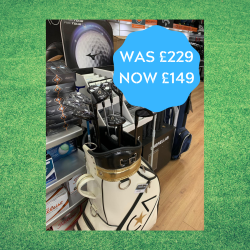 £80 off Titleist H1 and H2 Hybrid at Ultimate Golf