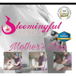Mom to be, Mother's Day Pamper Package at Bloomingful Births!
