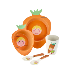 Child's dining set makes a perfect gift from the Arthur Price Factory Shop.