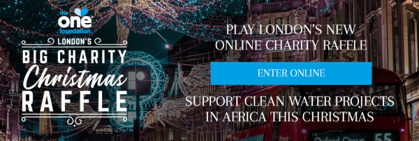 The One Foundation launches London's Big Charity Christmas